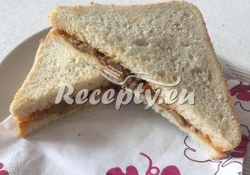 Domácí club sandwich Recepty na topinky